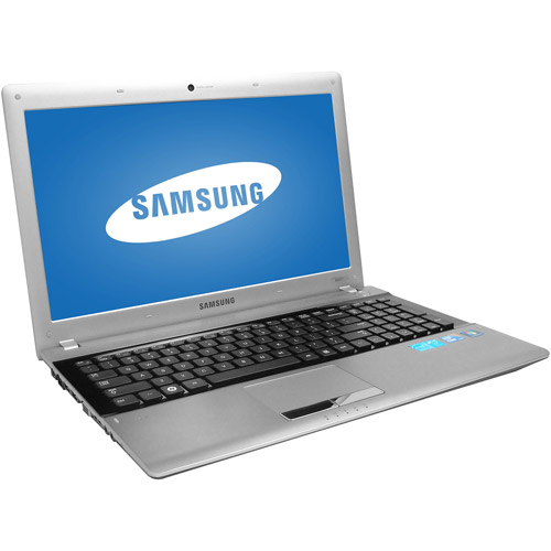 "Samsung Refurbished 15.6"" NP-RV511-A01C Laptop PC with Intel Core i3-380M Processor and Windows 7 Home Premium"