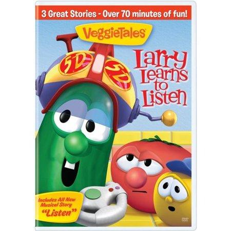Veggie Tales: Larry Learns To Listen (Widescreen)