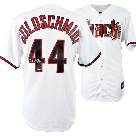 Paul Goldschmidt Arizona Diamondbacks Autographed Home Replica Jersey by