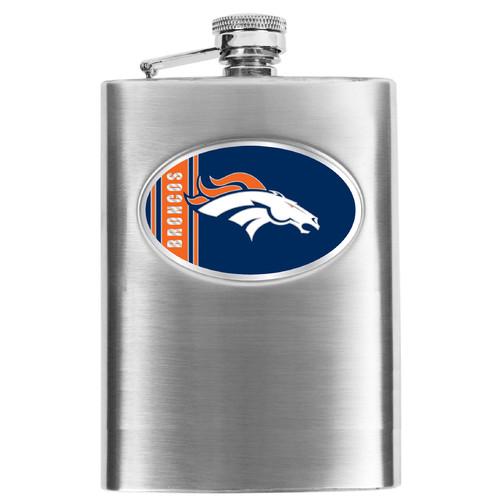 NFL - Men's Denver Broncos Hip Flask