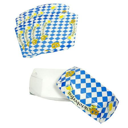 Oktoberfest Paper Food Trays](Paper Food Trays Walmart)