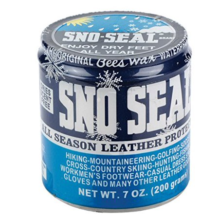 Atsko Sno-Seal Waterproofing (7 Oz Net Wt/ 8 Oz overall