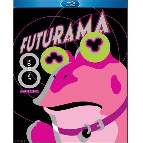 Futurama: Volume 8 (Blu-ray) (Widescreen)