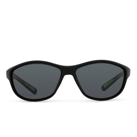 Rheos Polarized Floating Sunglasses: Bahias Sport Wrap
