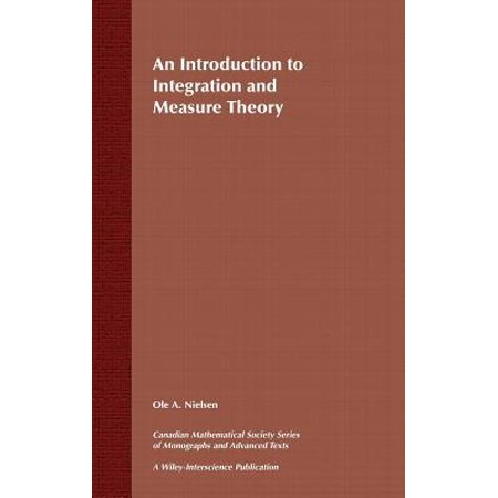 An Introduction to Integration and Measure (Nielsen Canada)