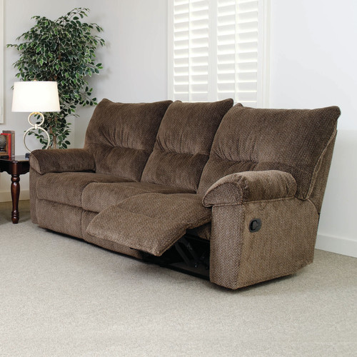 Exceptional Serta Upholstery Double Reclining Sofa