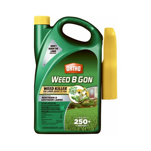Scotts Ortho Roundup 0193710 Weed B Gon Weed Killer, Ready-to-Use, 1-Gal. Trigger Spray