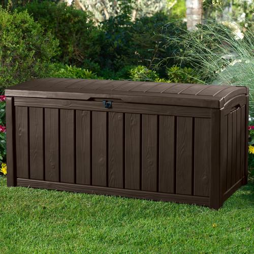 Keter 101 Gallon Glenwood Deck Box