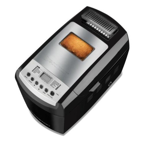 SPECTRUM BRANDS BK2000B BM Bread Maker Black