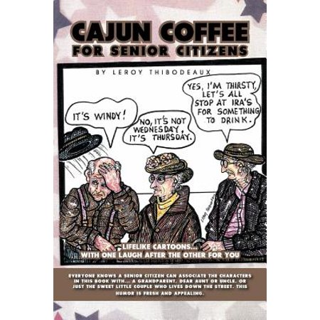 Cajun Coffee for Senior Citizens (Senior Citizen Halloween Party Ideas)