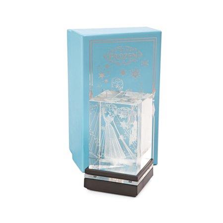 Disney Frozen Elsa LED Crystal Art Cube