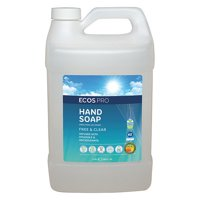 ECOS PRO Liquid Hand Soap,Unscented,1 gal., PL9663/04