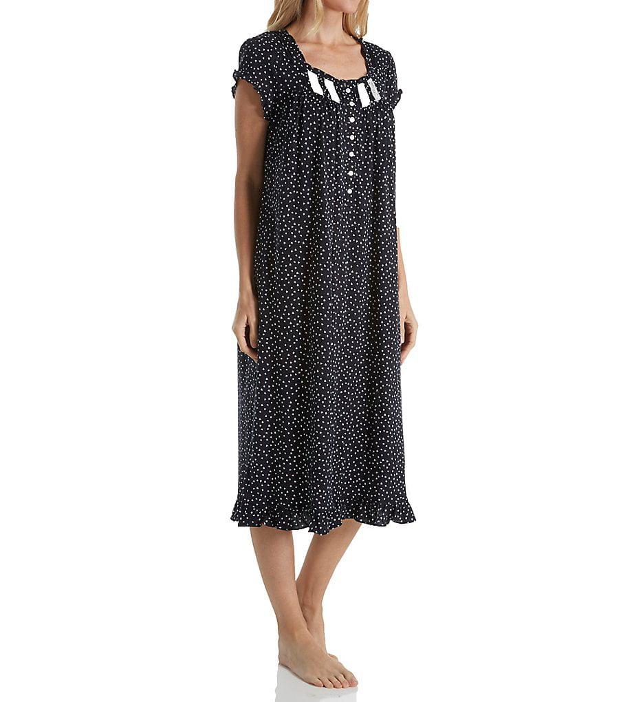Eileen West 5216143 Jersey Waltz Nightgown