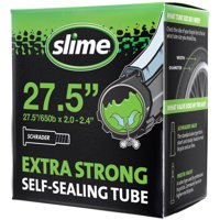 """Slime Extra Strong Bicycle Tube, 27.5"""" x 2.0-2.40"""" Schrader - 30088"""