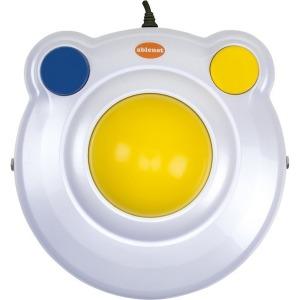 Ergoguys Ablenet Bigtrack Trackball Mouse