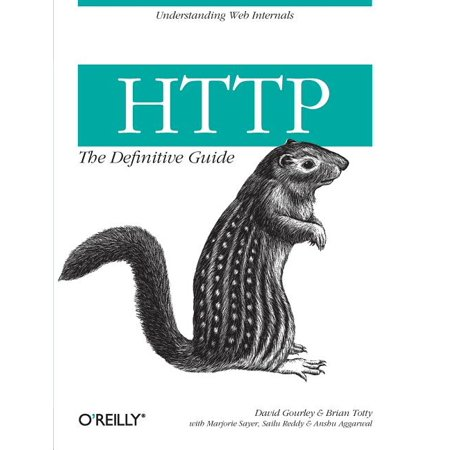 HTTP : The Definitive Guide