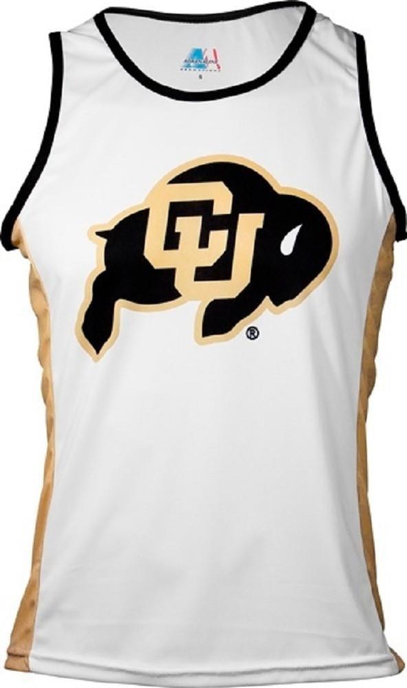 NCAA Men/'s Nevada Wolfpack RUN//TRI SInglet