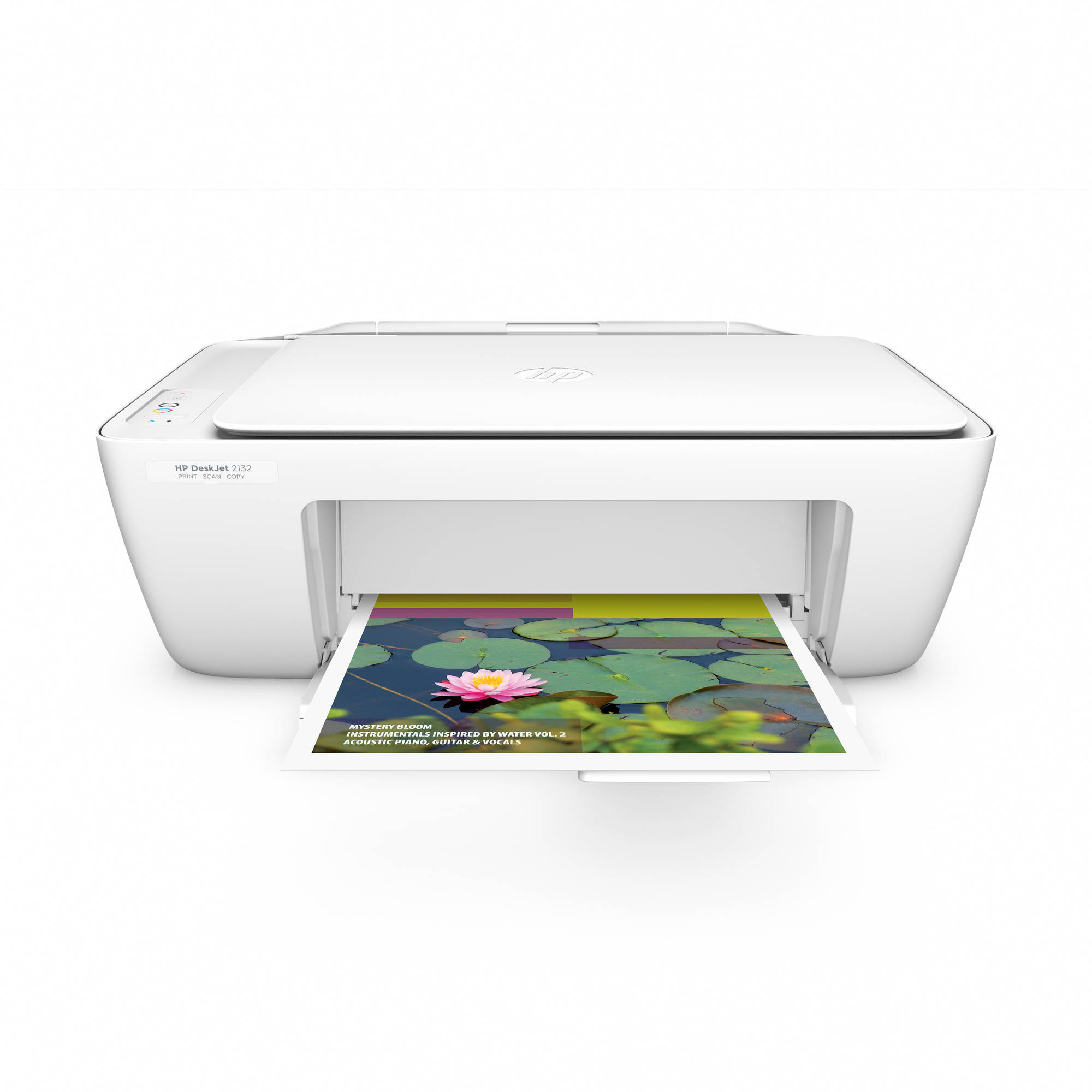 HP Deskjet 2132 All-in-One Printer/Copier/Scanner