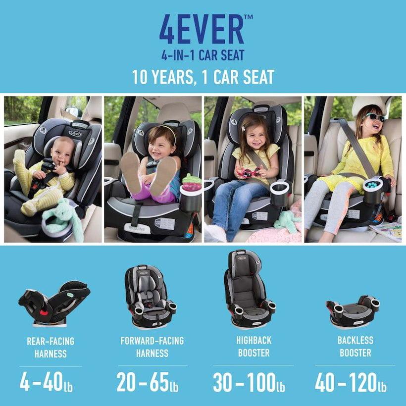 Graco 4ever 4 In 1 Convertible Car Seat Dunwoody Walmart Com