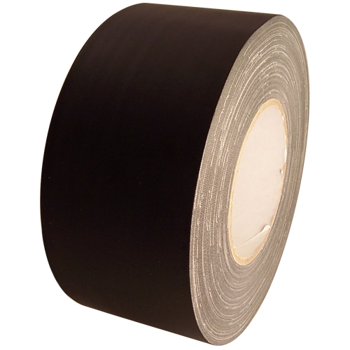 Economy Black Gaffers Duct Tape 3 inch X 60 yards