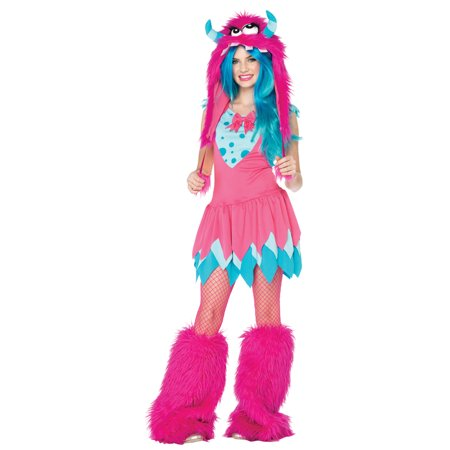 Mischief Monster Teen Halloween Costume, One Size, S/M - Sm Halloween