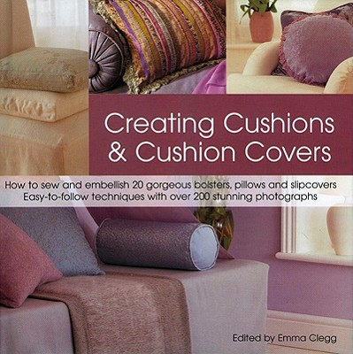 Creating Cushions & Cushion Covers