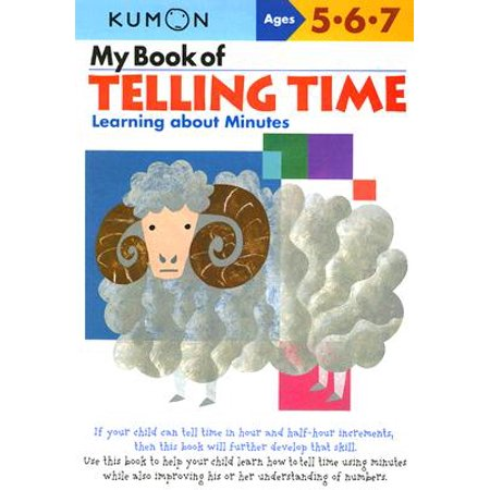My Book of Telling Time : Learning about Minutes (Easton Corbin A Lot To Learn About Livin)