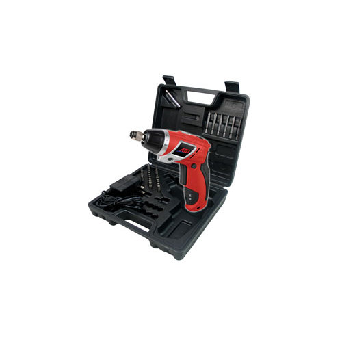 ATD Tools 10836 3.6-Volt Cordless Rechargeable Screwdriver Kit