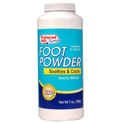 Foot Powder 7 oz (Pack of 2)