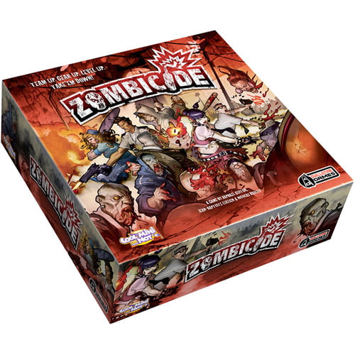 Zombicide Board Game by Generic