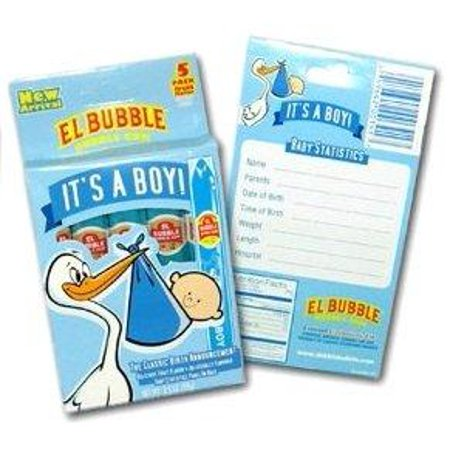 It's a BOY Classic Birth Announcement Bubble Gum Cigar (Pack of 5)](Its A Boy Cigars)
