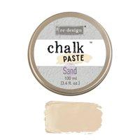 Sand, Re-Design Chalk Paste by Prima Marketing Inc. Fast Dry 3.4 fl. Oz