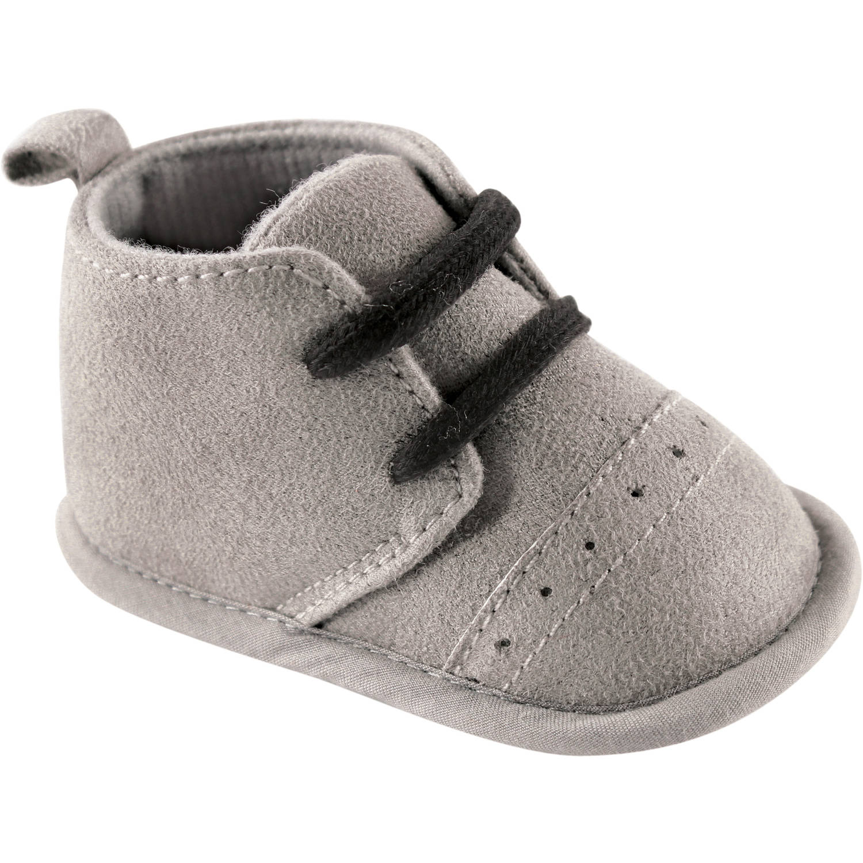 Luvable Friends Newborn Baby Boys Desert Boot