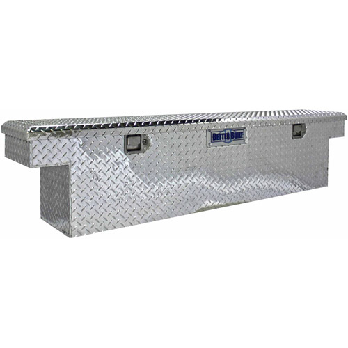 "Better Built 61.5"" Crown Series Crossover Deep Truck Tool Box"