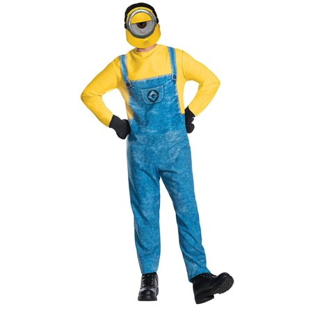 Despicable Me 3 Mel Minion Costume Adult X-Large - image 1 of 1