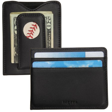 Detroit Tigers Tokens & Icons Game-Used Baseball Wallet - No Size (Tokens And Icons Wallet)