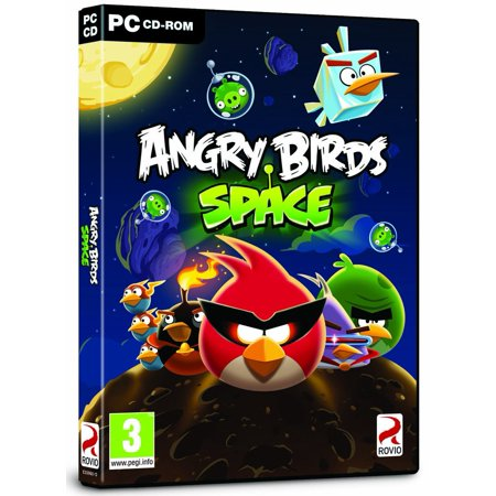 Angry Birds SPACE (PC Game, 2012) The Chase is On! Win 7/Vista/XP (Play Game Angry Birds Halloween Hd)