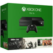 Xbox One 1TB Console Rainbow Six Siege Bundle
