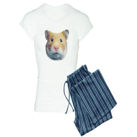 d11123a21400 CafePress - CafePress - Hamsters  Syrian Hamster - Women s Light Pajamas -  Walmart.com