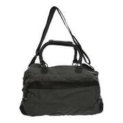 Religion Unisex Small Nylon Duffle Bag One Size Grey & Black