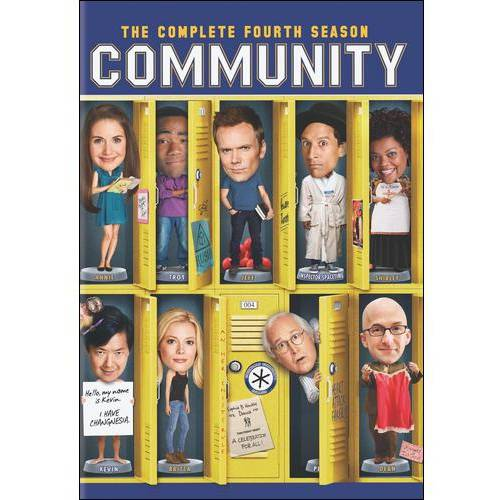 Community: The Complete Fourth Season (Anamorphic Widescreen)