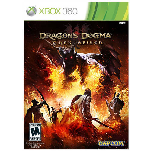 Dragon's Dogma: Dark Arisen (Xbox 360) - Pre-Owned