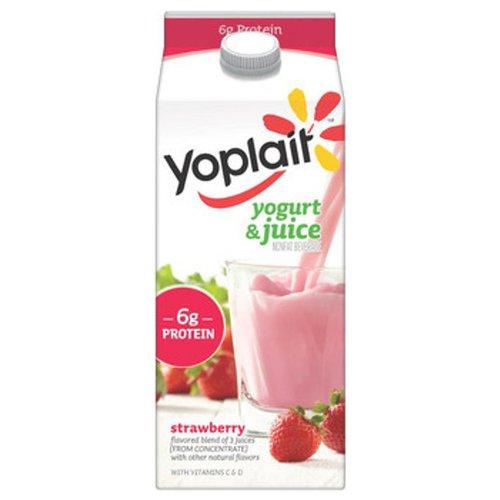 Yoplait Yogurt & Juice Strawberry Nonfat Beverage, 59 fl oz