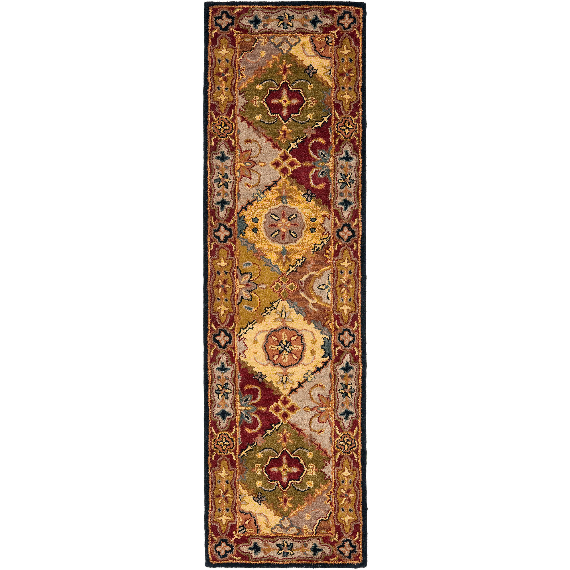 Safavieh Heritage Regius Traditional Area Rug or Runner