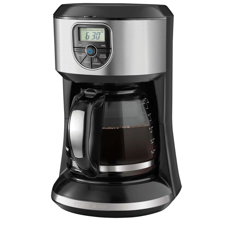12-Cup Programmable Coffee Maker by Black Decker