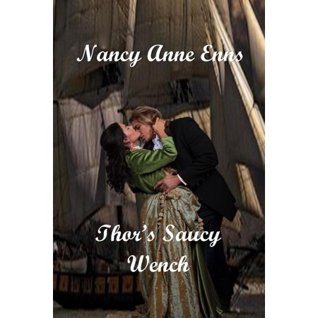Thor's Saucy Wench - eBook - Wench Shoes