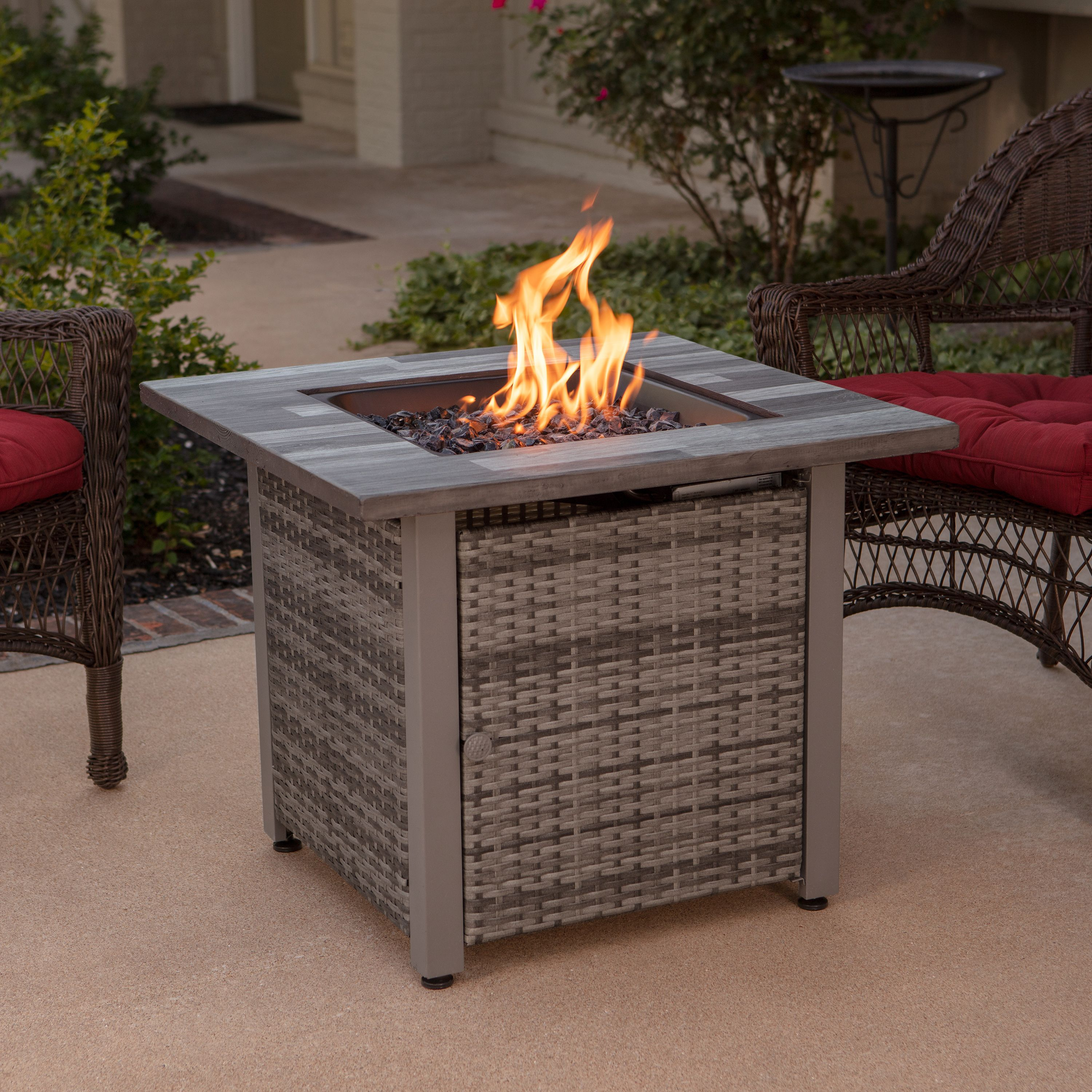 Lp Gas Outdoor Fire Pit