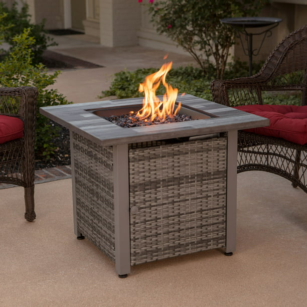 The Kingston Endless Summer Lp Gas, Propane Patio Fire Pits
