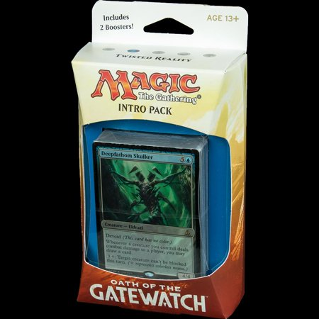 Magic: The Gathering - Twisted Reality - Oath of the Gatewatch Intro Pack