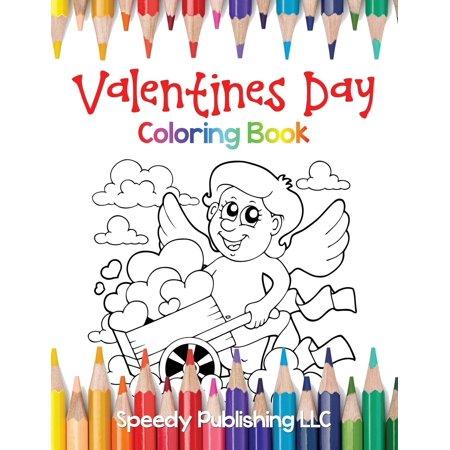 Valentines Day Coloring Book for Kids - Valentine Diys
